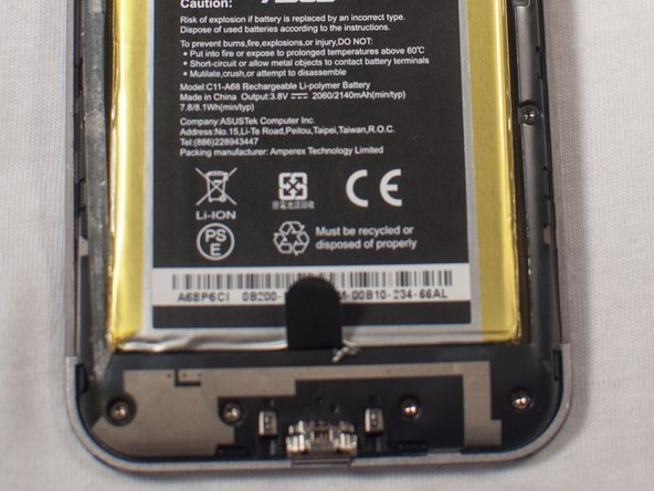 Asus Padfone 2 Screen Replacement
