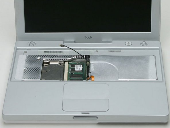 "iBook G3 12"" RAM Replacement"
