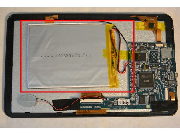 Digital2 D2-912 Battery Replacement