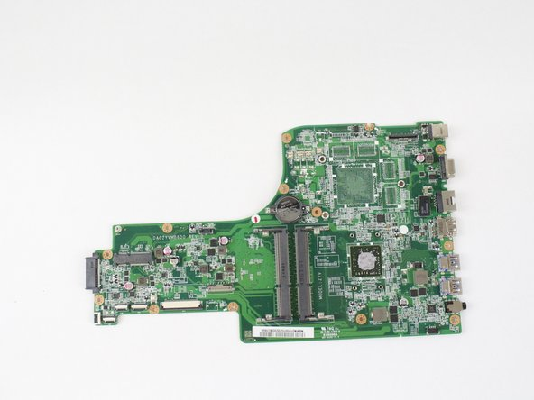 Acer Aspire E5-721-64T8  Motherboard Replacement