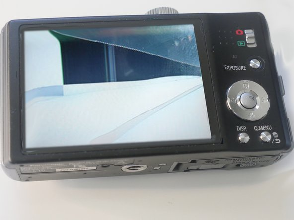 Panasonic Lumix DMC-ZS8 LCD Display Screen Replacement