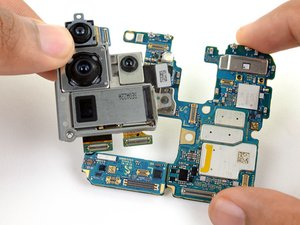 Rear-Facing Camera Module