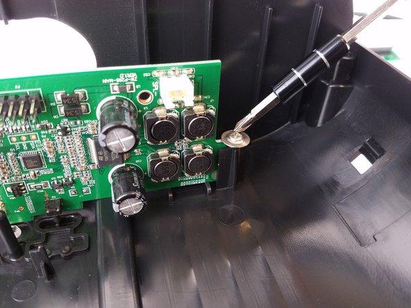 iHome iW1 Speaker Motherboard Replacement
