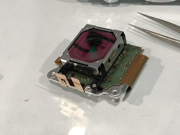 Sensor module and IR-cut filter