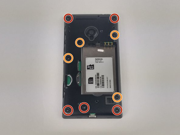 Nokia Lumia 521 Motherboard Replacement