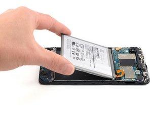 Sostituzione batteria Samsung Galaxy