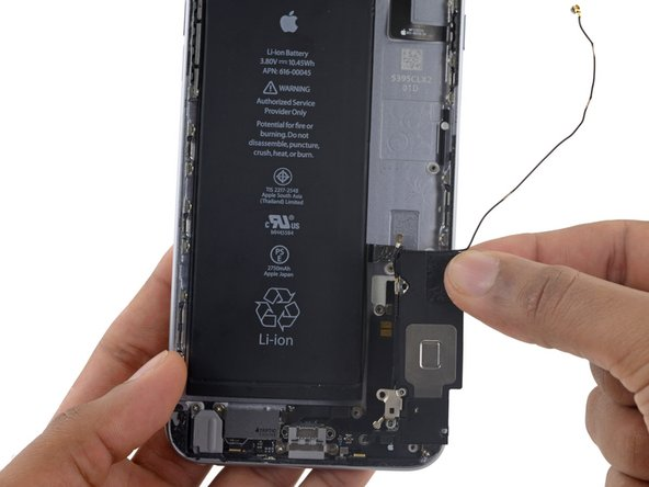 iPhone 6s Plus Speaker Assembly Replacement