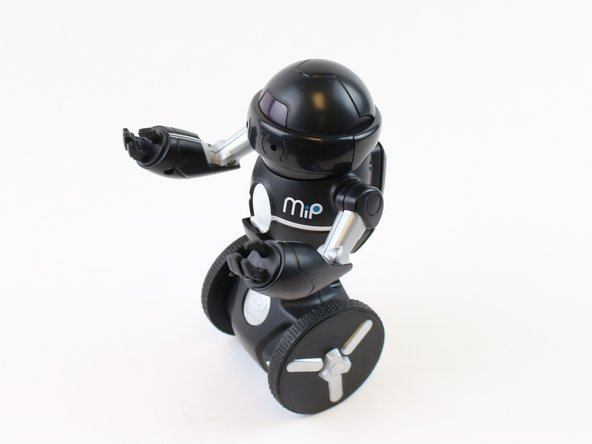 WowWee MiP Robot Tire Replacement