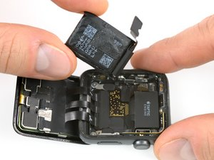 Sostituzione batteria Apple Watch Series 2