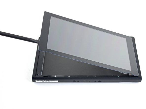 Reemplazo de la pantalla del Nintendo Switch