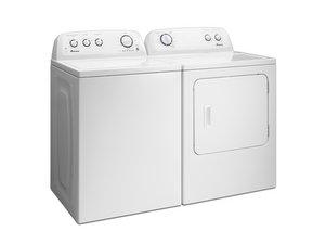 洗濯機と乾燥機の