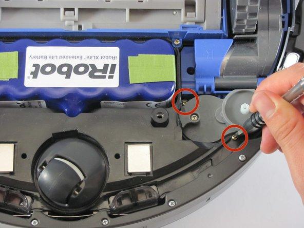 iRobot Roomba 655 Pet Series Side Brush Motor Replacement