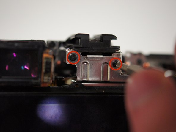 Sony NEX-7 LCD Assembly Replacement