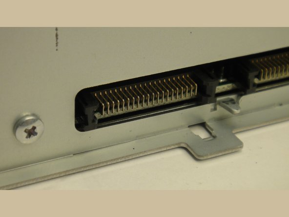 The connector system used for the front panel has blades instead of pins, and seems to be robust.