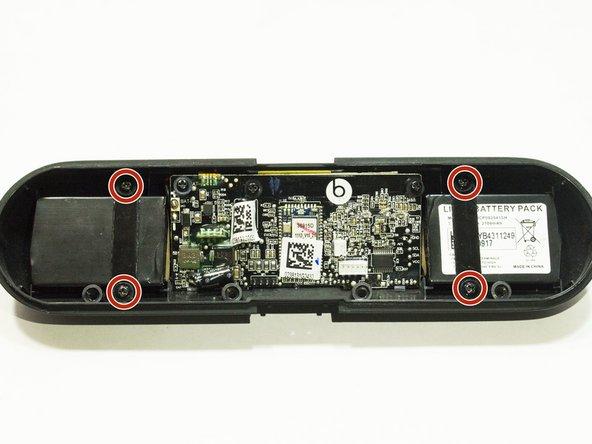 Beats Pill 1.0 Battery Replacement