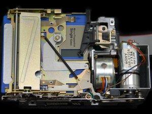 Apple 400k Floppy Drive (Sony OA-D34V)