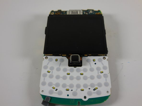 BlackBerry Bold 9700 Trackpad Replacement
