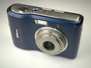 Nikon Coolpix L18 Repair