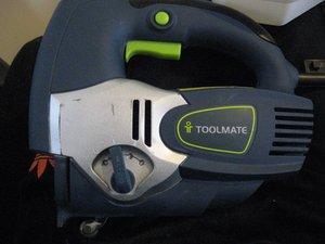 Toolmate 800W Jig Saw Repair