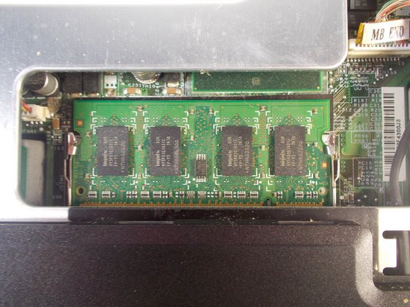 Dell Vostro 1700 RAM Replacement