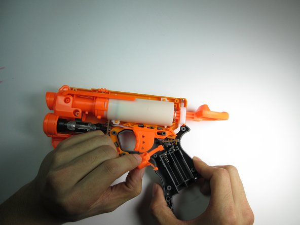 Nerf N-Strike Firestrike Laser Trigger Replacement