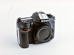 Nikon D7100 Repair