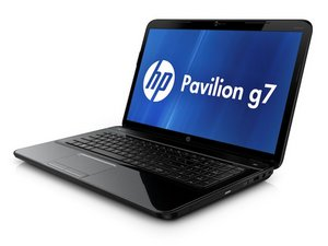HP Pavilion G7Z-2100 Repair
