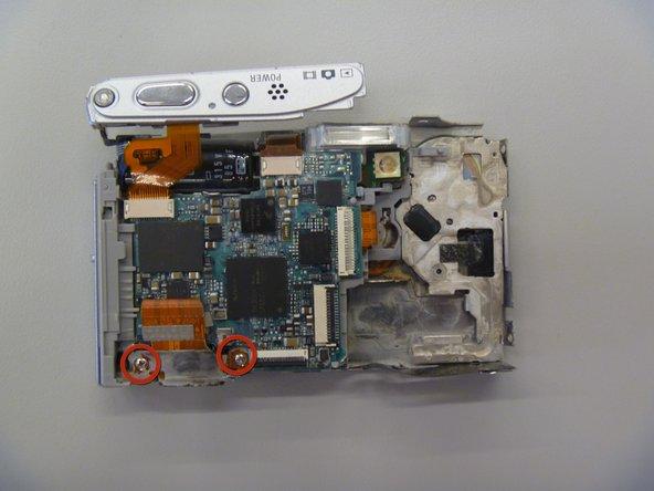 Sony Cyber-shot DSC-T9 AV Port Replacement