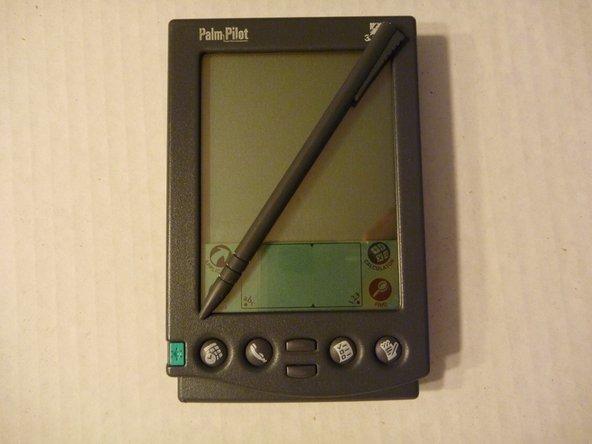 Palm Pilot Professional 3com Battery Replacement