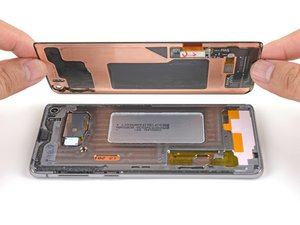 Samsung Galaxy S10+ Screen Replacement