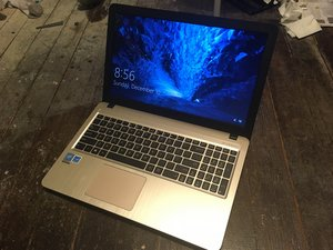 Notebook PC Asus X540S
