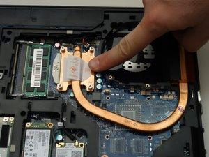 Remplacement processeur