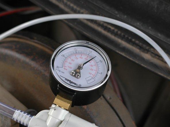Mercedes W123 Vacuum Lock System Diagnosis Technique