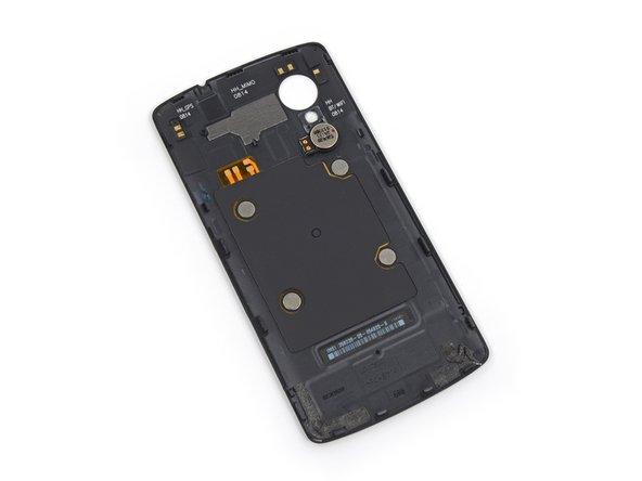 Sostituzione cover posteriore Nexus 5