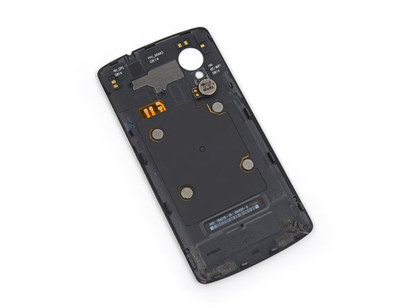 Reemplazo de tapa trasera del Nexus 5