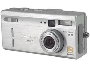 Panasonic Lumix DMC-F7 Reparatur