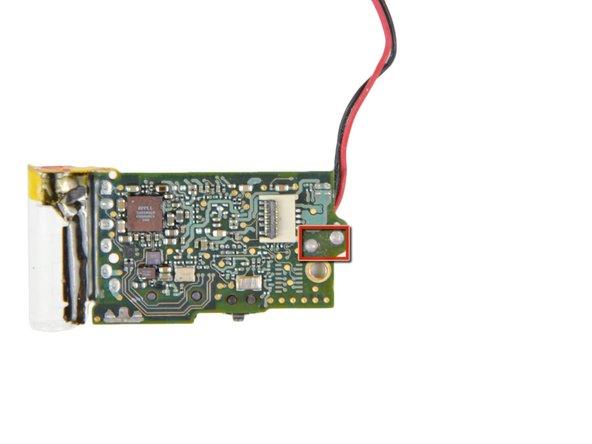 iPod Shuffle, reemplazo de batería de 4ta generación