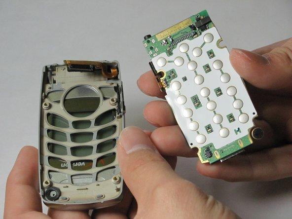 LG VX3100 Logic Board Replacement