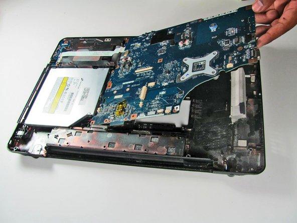 Toshiba Satellite L455-S5975 Logic Board Replacement