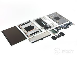 EliteBook x360 1030 G3 Repairability Assessment
