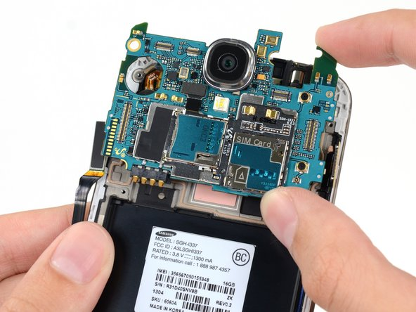 Samsung Galaxy S4 Motherboard Assembly Replacement