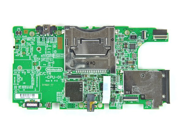 Nintendo 3DS Motherboard Replacement