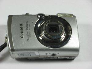 Canon PowerShot SD850 IS Repair