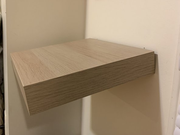 How to Fix Sagging IKEA Lack Shelves