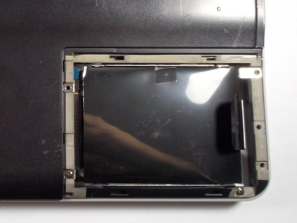 Vaio FS series VGRFS640 Hard Drive Replacement