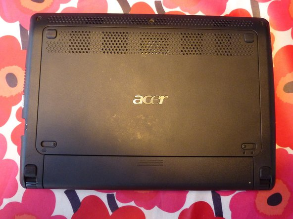 Acer Aspire One D257 Battery Replacement