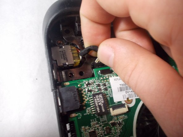 HP 15-f033wm Power Jack Replacement