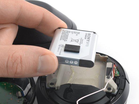 Sony MDR-1000X Vervanging van de batterij