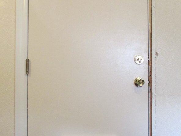 How to Replace Door Trim