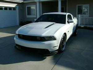 2010-2014 Ford Mustang Repair